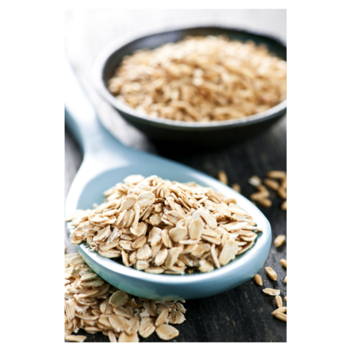 Oats vs Colloidal Oatmeal