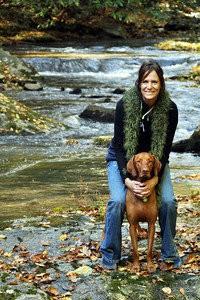 Jen Raymond at River