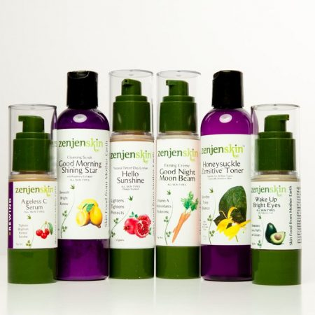 ZenFull Organic Beauty Skin Care Package