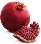Pomegranates reduces hyperpigmentation