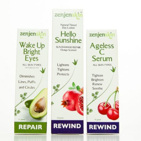 Zen on the go moisturizers box