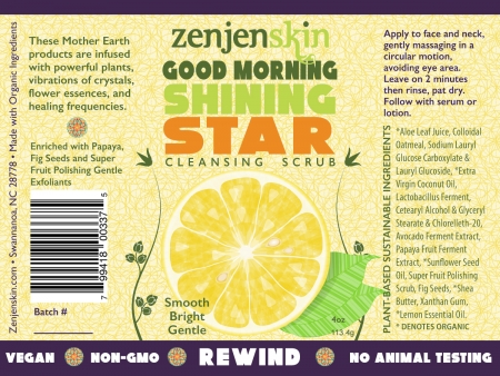 Good-Morning-Shining-Star-Label