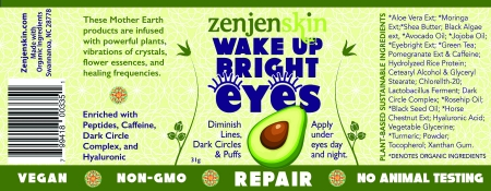 WakeUpBrightEyes-Ingredients-ZenJenSkin