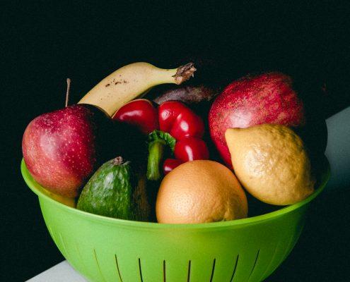 Fruits and Veggies skinfood
